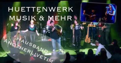 """Hausband """"Anotherlivetime"""" in Michelstadt vom Hüttenwerk"""