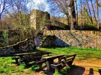 Burg Rodensteinvon Gerhard Lahres