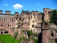 Burg in Heidelbergvon Elke E. Trev