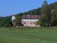 Ehemaliges Wasserschloss Nausesvon Klaus Thomas