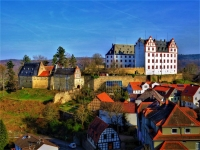 Schloss Lichtenberg von Gerhard Lahres