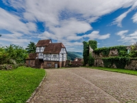 Torhaus Schloss Hirschhornvon Manfred Heß