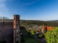 Turm der Feste Dilsbergvon Manfred Heß