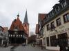 Michelstadt im Odenwald Rathausplatz